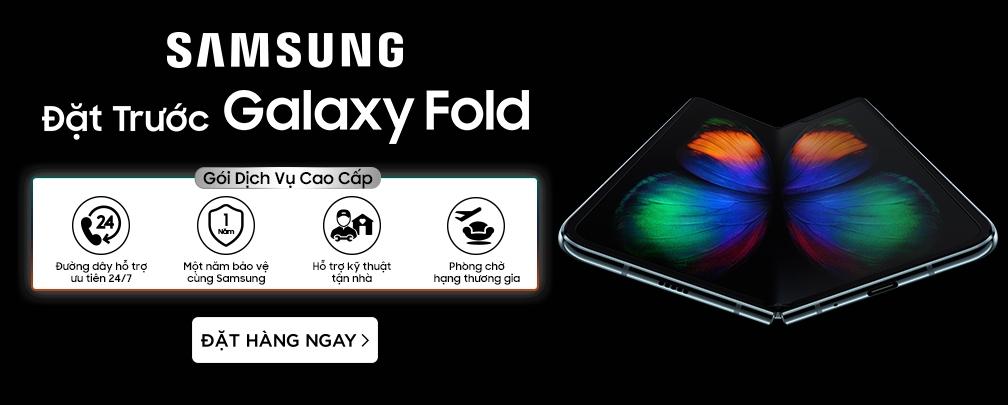 Samsung Galaxy fold tháng 11