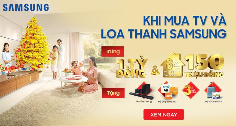 [Khuyến mãi Nguyễn Kim] Khuyến mãi Nguyễn Kim – Samsung Tết giàu yêu thương