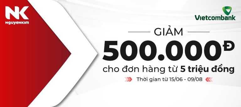 Partnership_Đối tác_Chương trình liên kết Nguyễn Kim và VietCombank