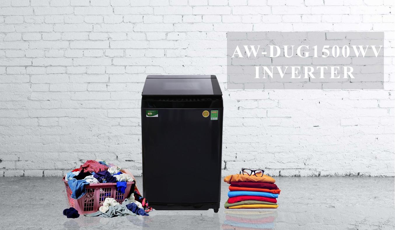 Máy giặt Toshiba 14 Kg AW-DUG1500WV được trang bị công nghệ UFB