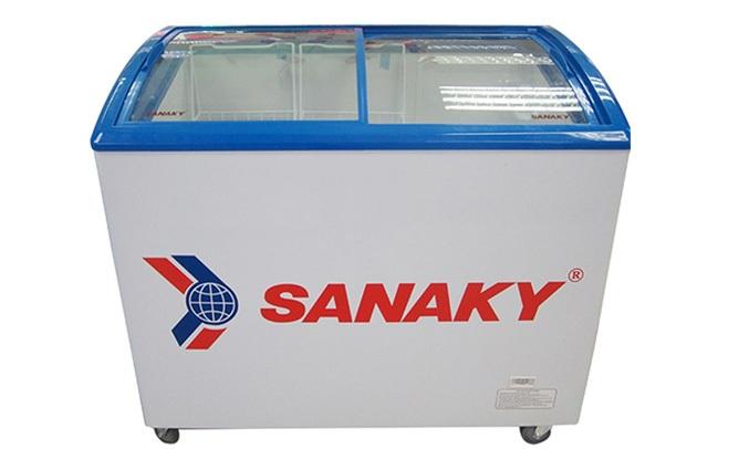 Tủ đông Sanaky 1 ngăn VH 382K