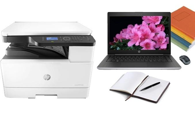 Máy in HP LaserJet MFP M436DN PRINTER, 1Y WTY_2KY38A tích hợp mạng và điều khiển từ xa tiện lợi