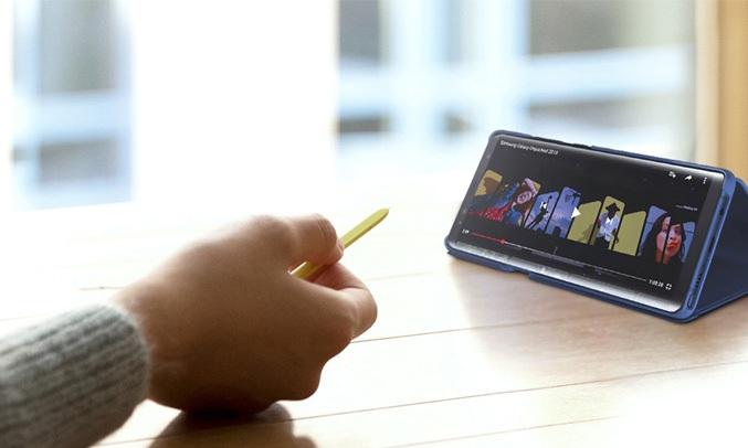 Samsung Galaxy Note 9 có thời lượng PIN cao