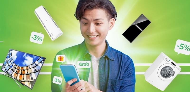 Tích điểm dễ dàng, mua ngay các mặt hàng tại Nguyễn Kim với giá siêu hời