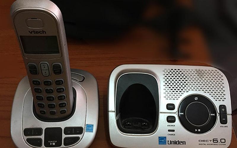 Các thiết bị không dây như điện thoại không dây có thể gây nhiễu sóng Wi-Fi