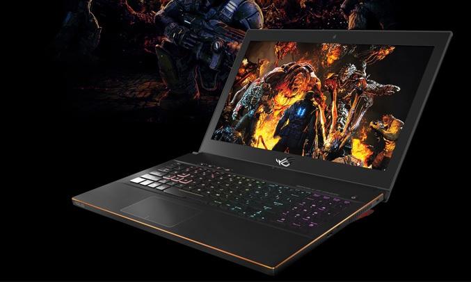 Laptop ASUS ROG Zephyrus M GM501GS-EI004T với công nghệ NVIDIA G-SYNC