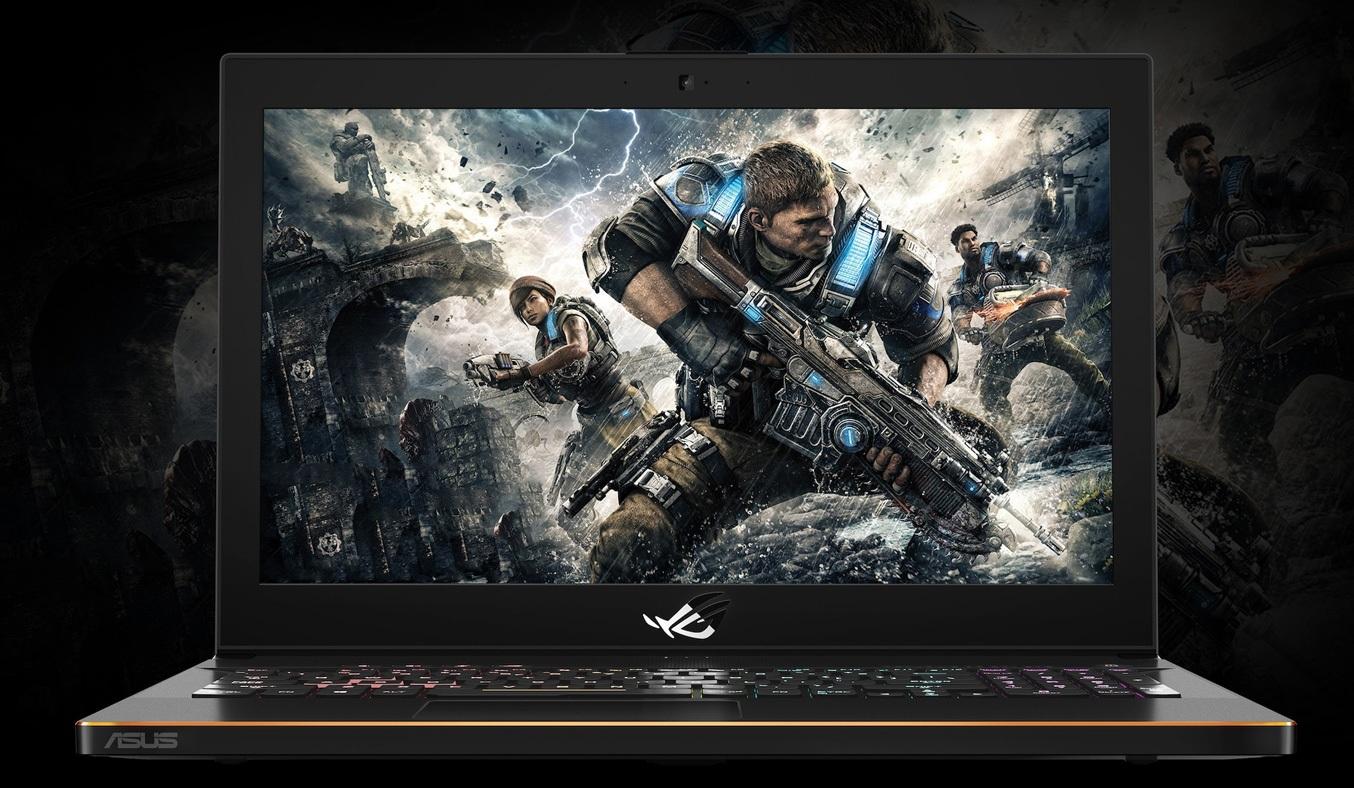 Laptop ASUS ROG Zephyrus M GM501GS-EI004T có hiệu năng đột phá
