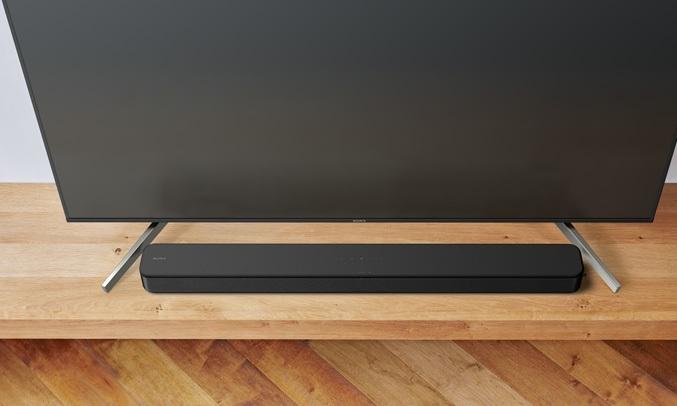 Dàn âm thanh Sound Bar Sony HT-S100F cho âm thanh hoàn hảo