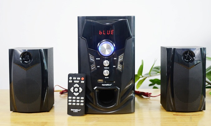 Loa vi tính Soundmax A970 có công suất loa 40W