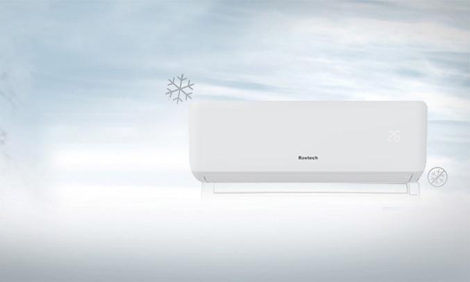 Máy lạnh Reetech RT24-DE-A/RC24-DE-A làm lạnh nhanh