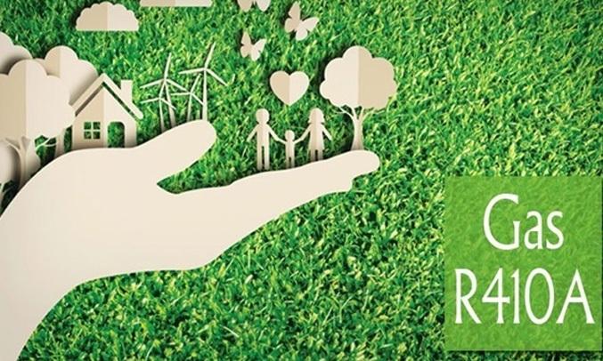 Máy lạnh Reetech RT9-DE-A/RC9-DE-A thân thiện với môi trường