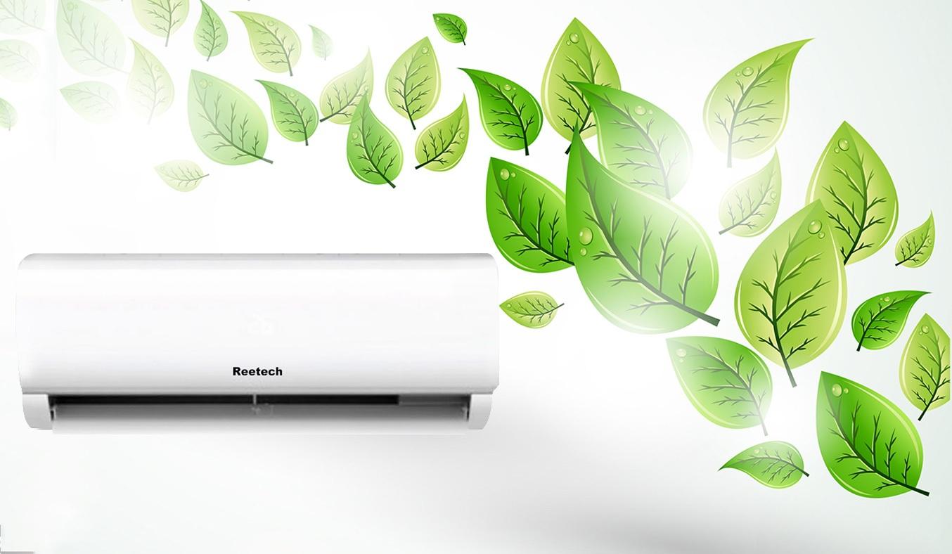 Máy lạnh Reetech RT9-DE-A/RC9-DE-A công suất 1HP có khả năng làm lạnh nhanh