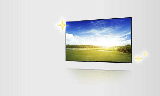 Tivi Panasonic 50 inch TH-50FS500V có Tấm nền siêu sáng