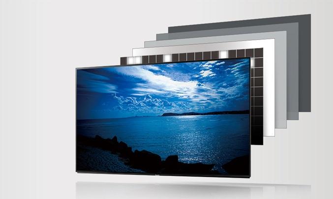 Tivi Panasonic 55 inch TH-55FX700V hỗ trợ nhiều HDR