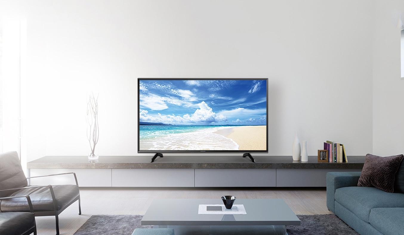 Tivi Panasonic 50 inch TH-50FS500V sở hữu màn hình sáng cho ra những hình ảnh chất lượng cao và rõ nét nhất