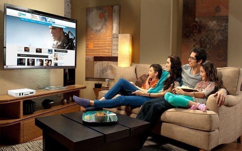 Đặt tivi ở vị trí hợp lý thuận tiện cho cả gia đình