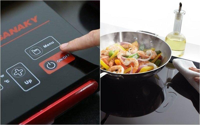 Đừng ngại tốn thời gian tắt bếp mà gây hư hỏng máy nghiêm trọng