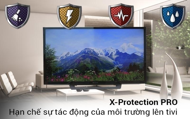 Bộ tứ bảo vệ hoàn hảo của TV Sony KDL-32R300D