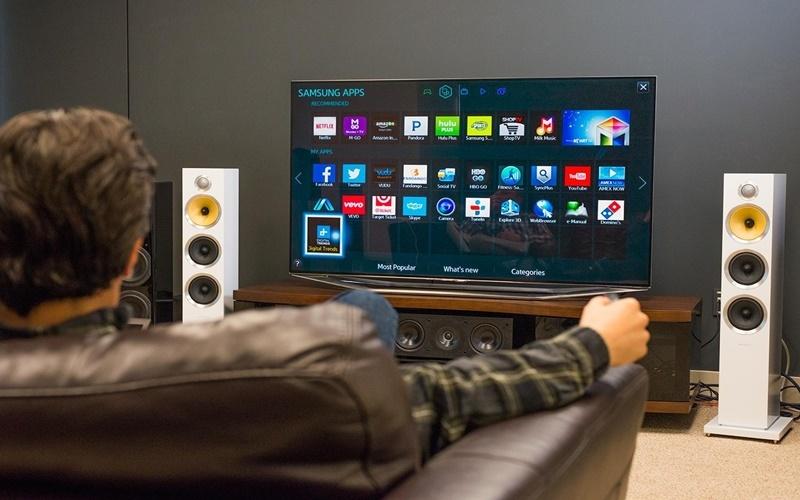 Những chiếc tivi siêu mỏng là ứng cử viên sáng giá cho bạn