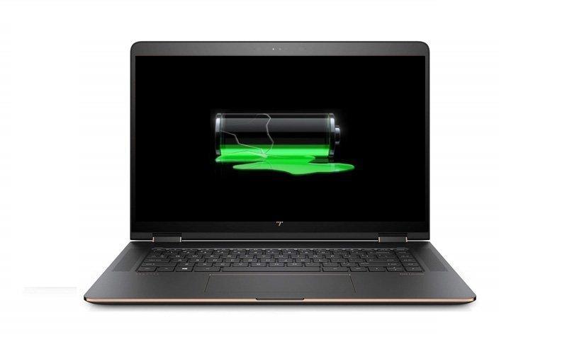 chai pin làm cho laptop bị nóng hơn