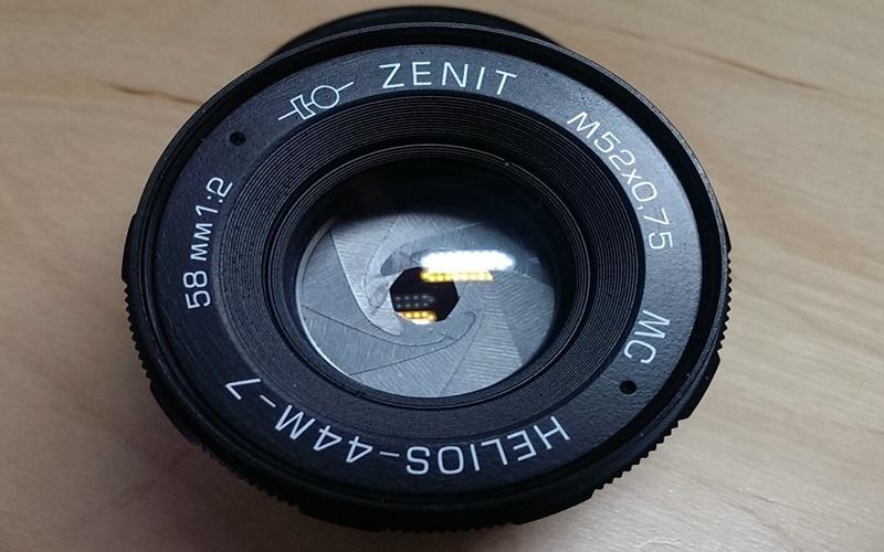 Khẩu độ là độ mở của ống kính