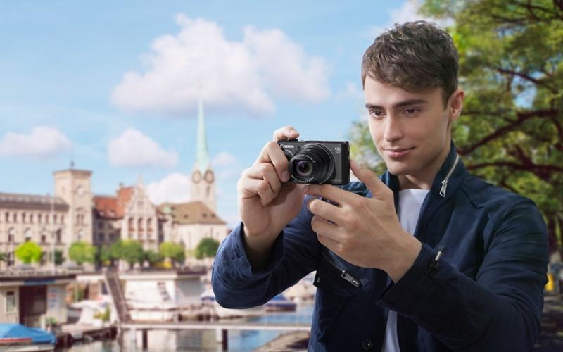 Máy chụp hình có khả năng lấy nét nhanh và rõ
