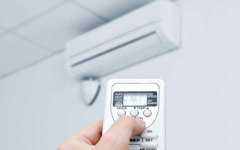 Bật máy ở nhiệt độ thấp vẫn không lạnh