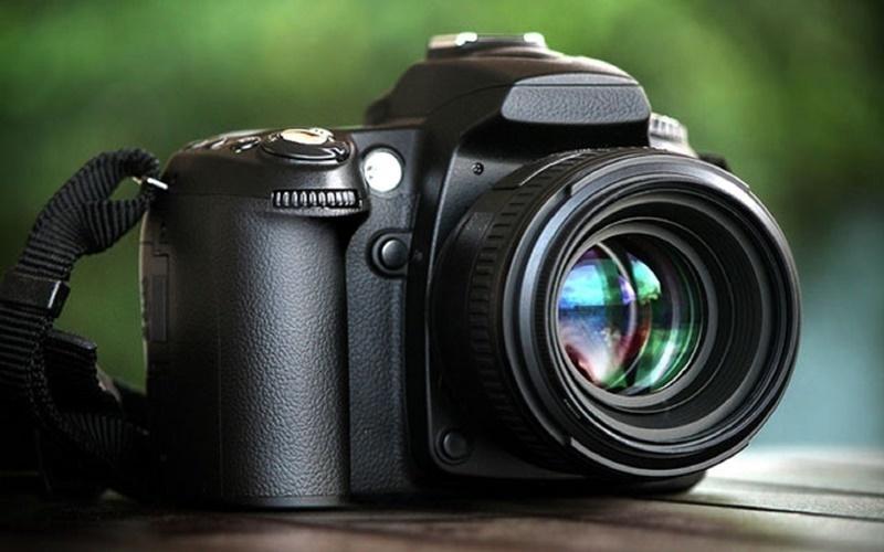 Máy ảnh DSLR đã có mặt rất lâu trước đây