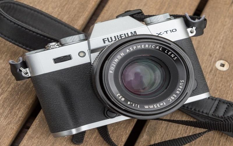 Máy ảnh Mirrorless không trang bị gương lật