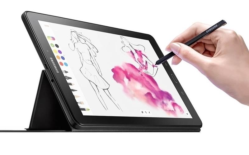Chiếc tablet với bút stylus thuận tiện cho người dùng