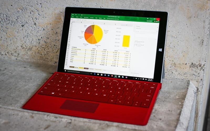 Phần mềm Office rất cần cho laptop