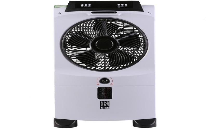 Quạt hơi nước Boss là sự lựa chọn hoàn hảo cho nhu cầu giải nhiệt mùa hè của mọi gia đình