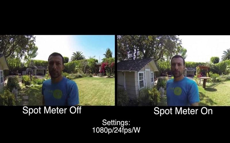 Đo sáng điểm là phương pháp hữu hiệu cho chụp ngược sáng