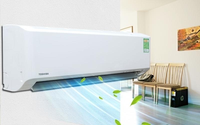 Máy lạnh inverter tự động tắt máy khi đạt nhiệt độ yêu cầu
