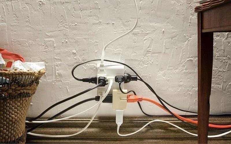 Nguồn điện quá tải cũng là nguyên nhân gây tắt máy