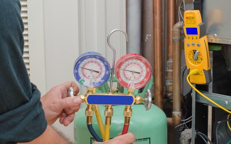 Không nên chuyển từ gas R22 sang R410A và R32