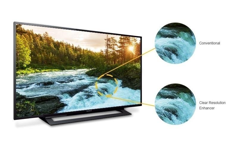 Công nghệ hình ảnh hiện đại của tivi giá rẻ Sony