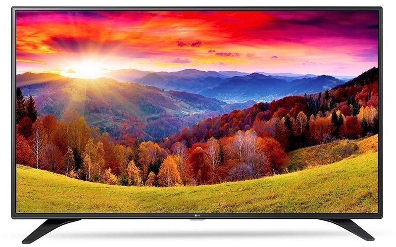 Tivi LG với viền màn hình thanh mỏng