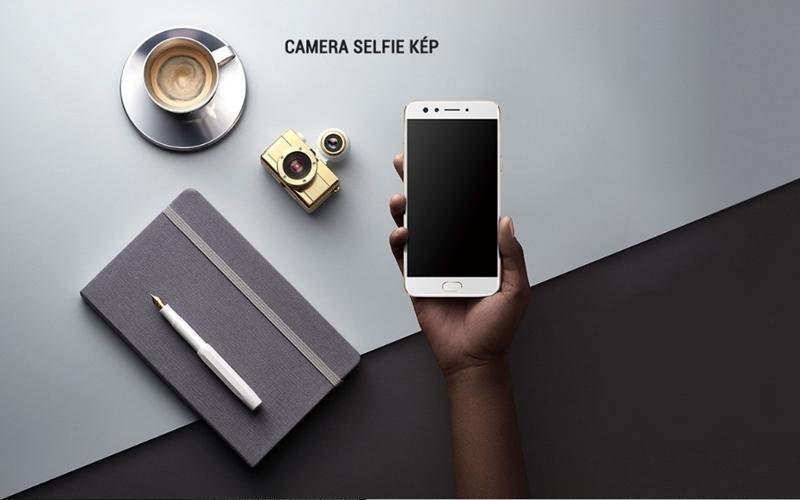 Oppo F3 nối tiếp sự thành không đến từ camera kép