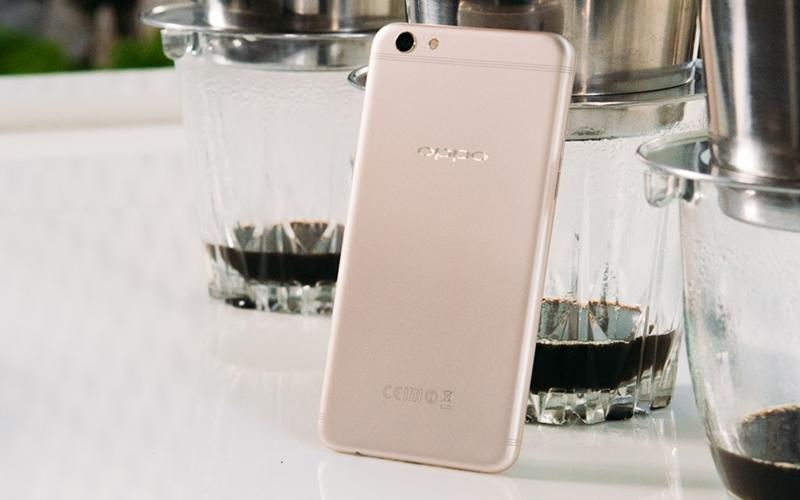 Thiết kế của Oppo F3 Plus đủ làm bạn xao xuyến, khó tả