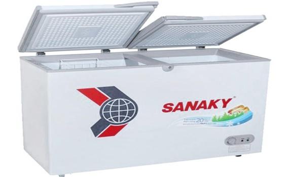 tủ đông Sanaky 1 ngăn VH-868HY2 thiết kế tiện ích