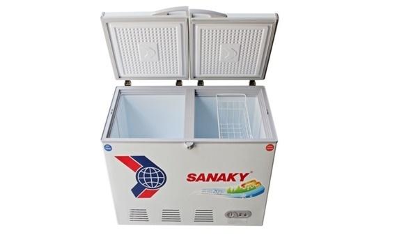 tủ đông Sanaky 1ngăn VH-868HY2 có dung tích lơn