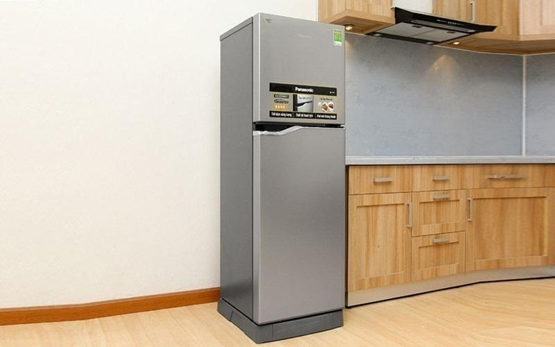 Tủ lạnh Panasonic NR-BA228PSVN sở hữu thiết kế sang trọng, hiện đại