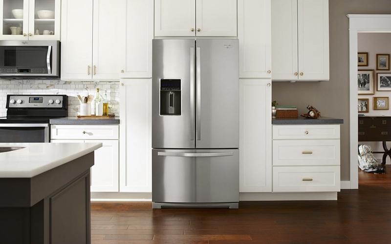 Tủ lạnh side by side sở hữu nhiều công nghệ hiện đại