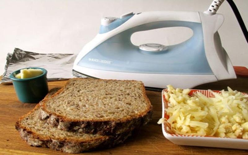 một chiếc bếp thay thế tiện ích mà đơn giản