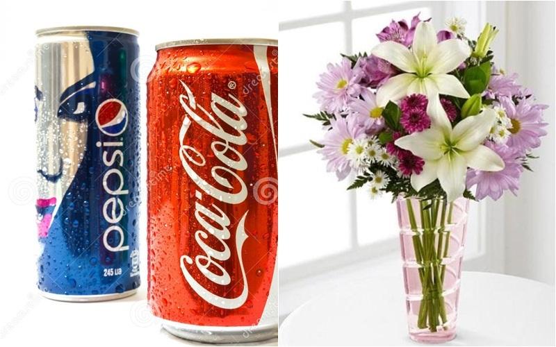 Mẹo giữ hoa tươi lâu nhanh gọn, ít tốn kém