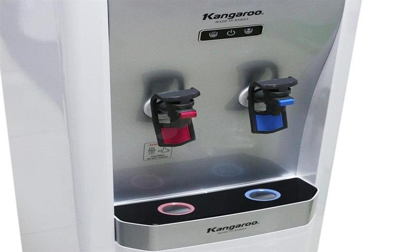 Máy lọc nước Kangaroo 2 vòng nóng lạnh tiện dụng