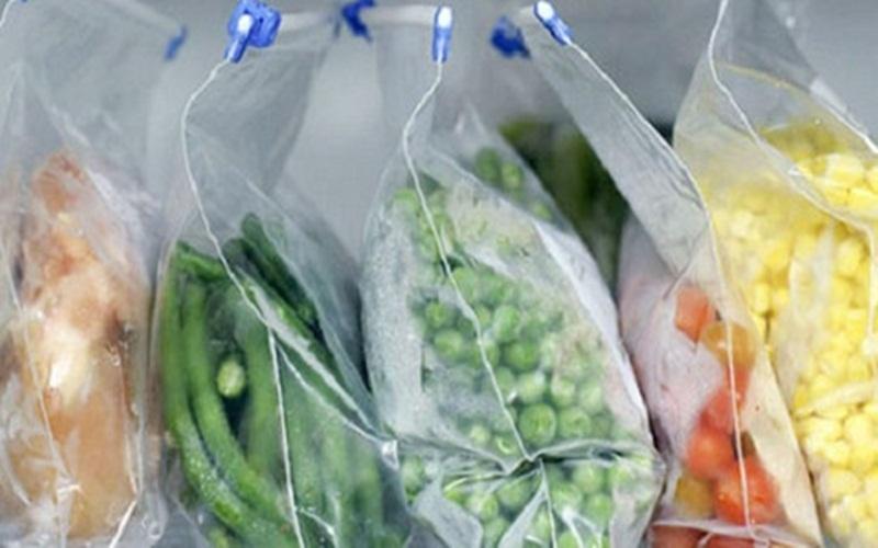 Dự trữ sẵn rau củ quả để nấu ăn nhanh hơn