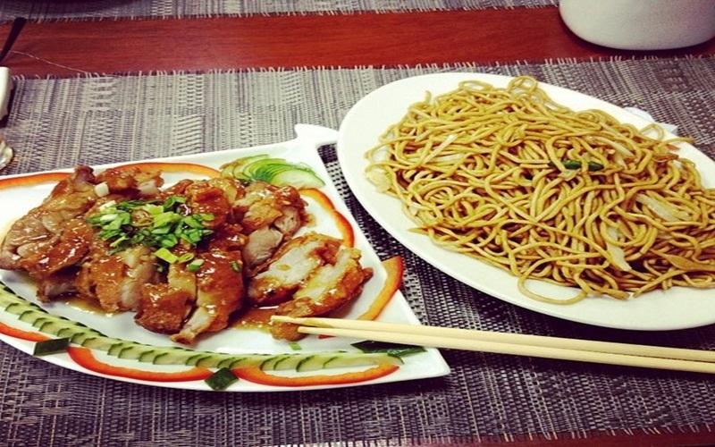 Kết hợp các món ăn hợp lý