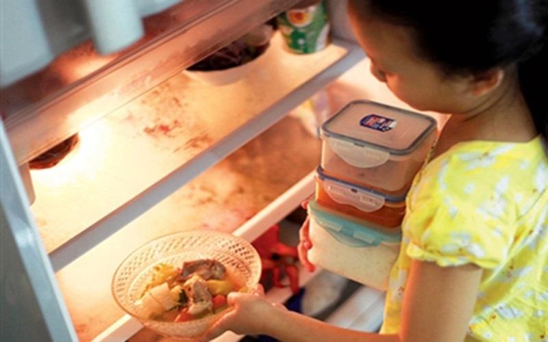Một số món có thể nấu rồi tích trữ sẵn trong tủ lạnh
